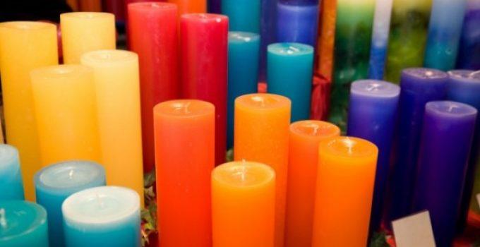 colores de las velas zodicales